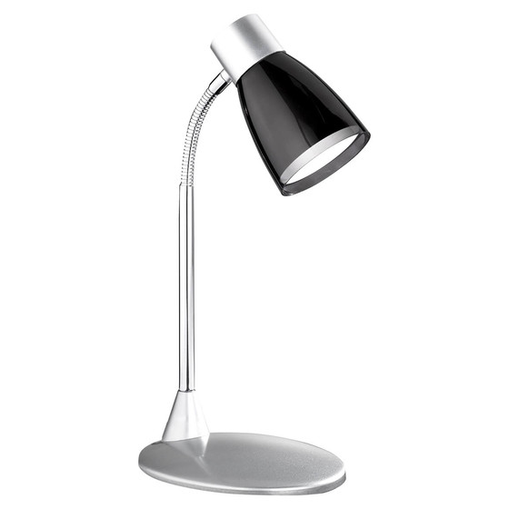 ACTION Table Lamp Jos black 42 cm